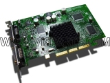 AGP NVIDIA GeForce4MX 32 MB ADC and DVI Video Card