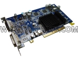 ATI Radeon 9600 XT 128MB Video Card