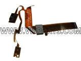 PowerBook 190 3400 PB G3 Track pad cable with Ferrite bead