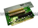 Power Mac 4400 PCI Adapter 2xPCI 1xComm Slot