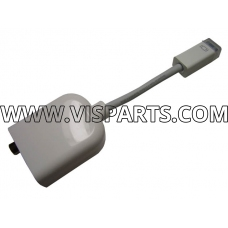 Mini DVI to RCA S-Video Adapter