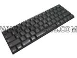 Duo 210/230/250/270c/2300c/280/280c Keyboard - British