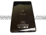 iPod 4G 60GB Rear Case