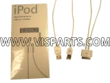 iPod Dock Connector to USB 2.0 & F/W Cable M9126G/A